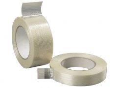 Image of   Tape fiberarmeret 25mmx50m