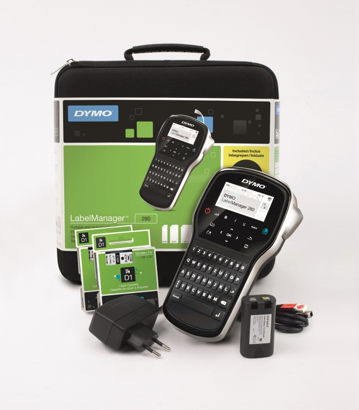 Image of   Dymo LabelManager 280 kit