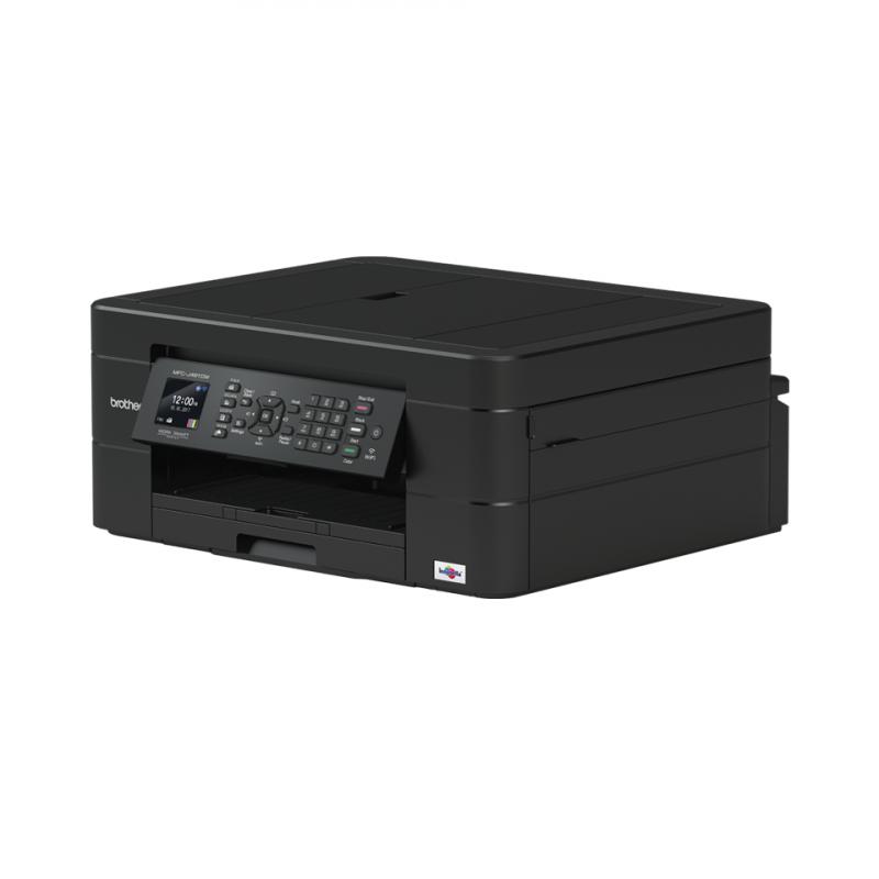 BROTHER inkjetprinter MFCJ491DW/Black