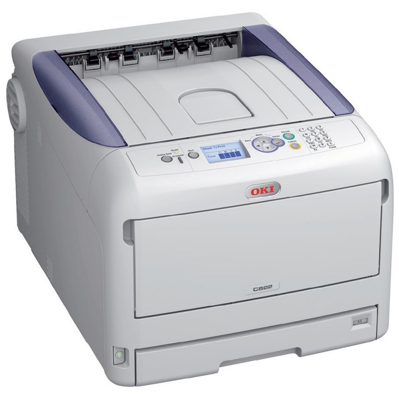OKI C823n - A3 farvelaserprinter