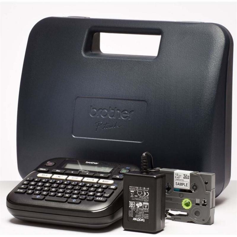 Image of   Brother PT-D210VP komplet labelmaskine