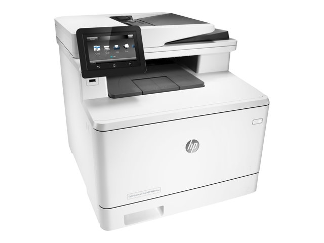 Laserprinter HP Color LaserJet MFP M588fnw