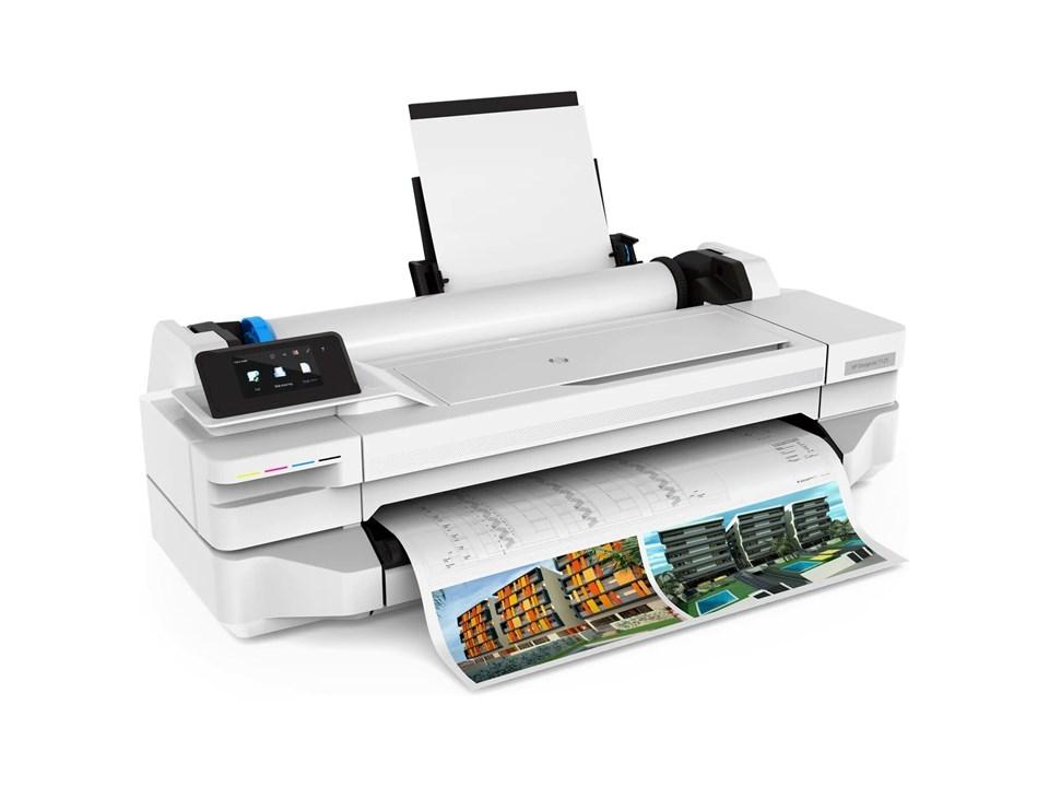 HP DesignJet T125 plotter 24´´