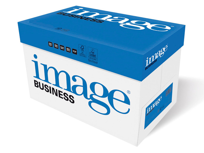 Image of   Kopipapir Image Business 80g A4 500ark/pak