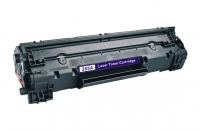 Lasertoner sort No.285A - Uoriginal HP85A (CE285A)