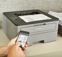 Brother HL-L2350DW - Mono (Sort) kompakt Laser Printer