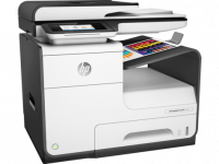 Blækprinter HP PageWide Pro MFP 477DW