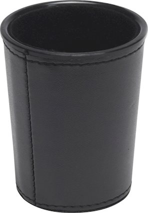 Billede af Raflebæger sort med filtindtræk